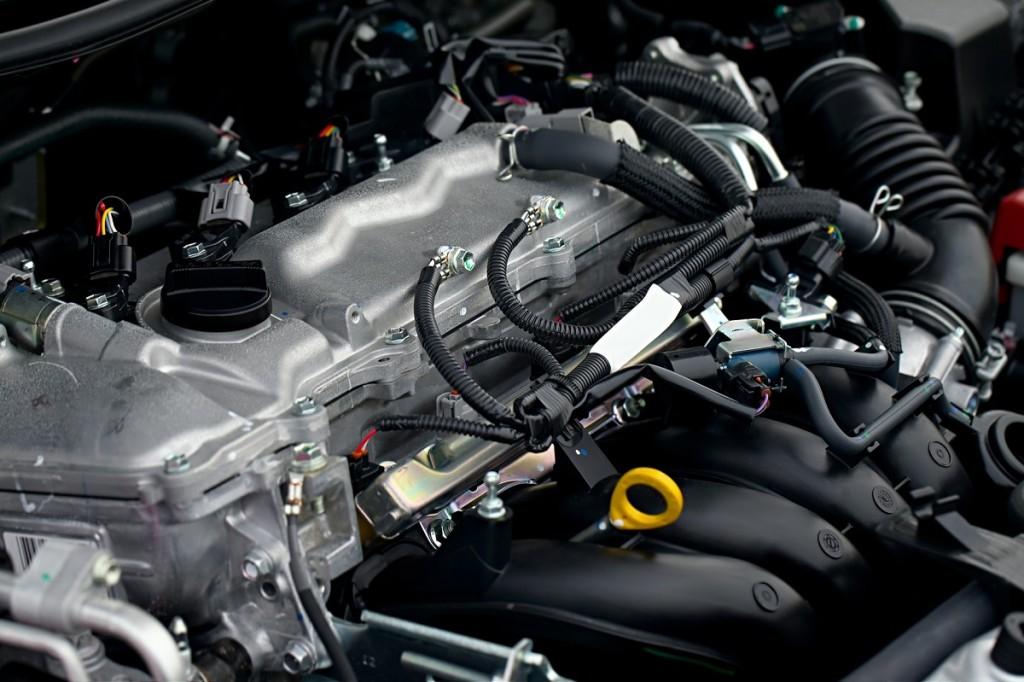 Silnik samochodowy na gwarancji przygotowany do chip tuningu
