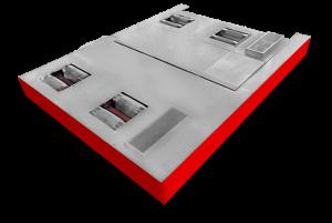 Hamownia podwoziowa V tech 1