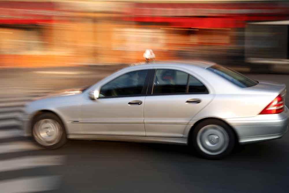 chip tunning w taksówce